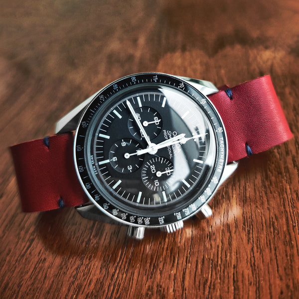 Crimson Watch Strap