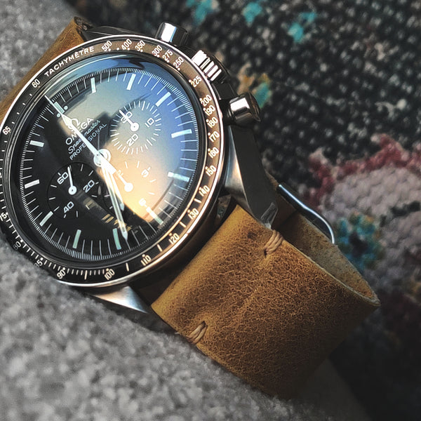 Vintage Honey Watch Strap