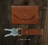 DIY Kit - Card/Coin case and key fob set