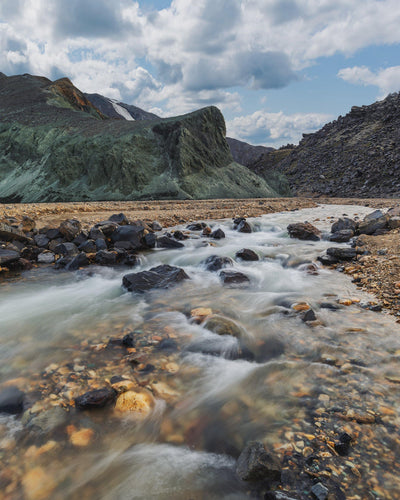Photo de Landmannalaugar par une photographe de Mount Trail.
