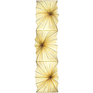 Zika Wall and Ceiling Linear Tile Wall Lamp