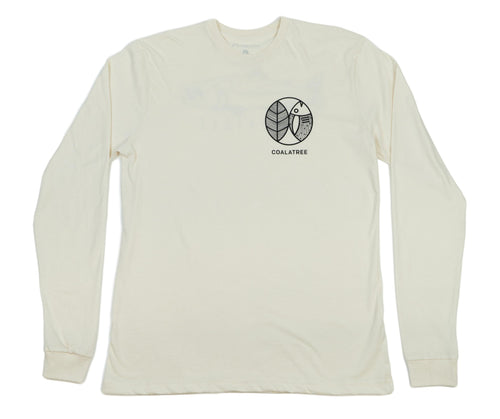 Fish Finder Long Sleeve - Beige (4484301455409)