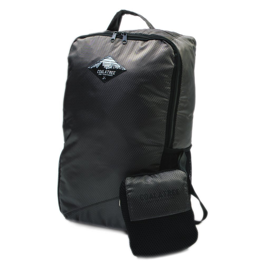 Nomad Packable Backpack - Black (1960777482289)