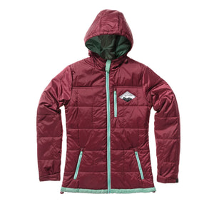 Camper Hooded Jacket - Womens (1855930597425)