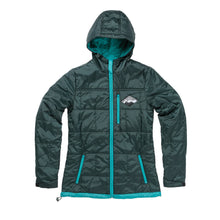 Load image into Gallery viewer, Camper Hooded Jacket - Womens (1855930597425)