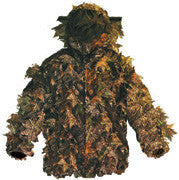 3D Big Leaf Bug Tamer Plus - Zippered Parka with Face Shield