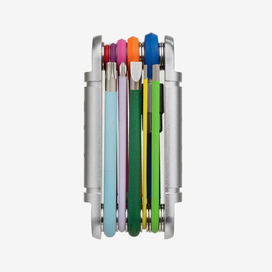 FABRIC - Color Coded 11 in 1 Multi-Tool