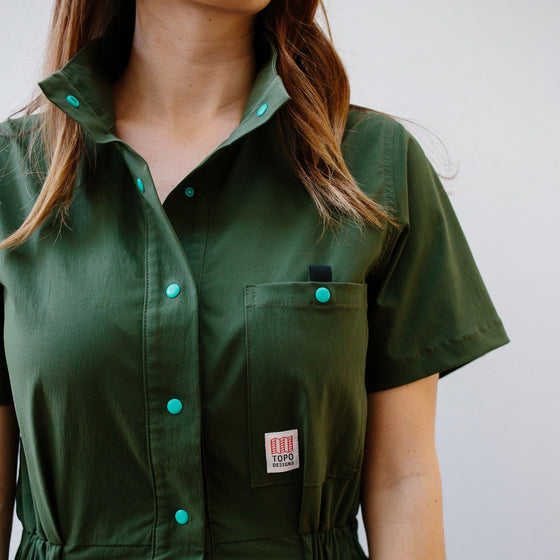 TOPO DESIGNS - Coverall - Women's