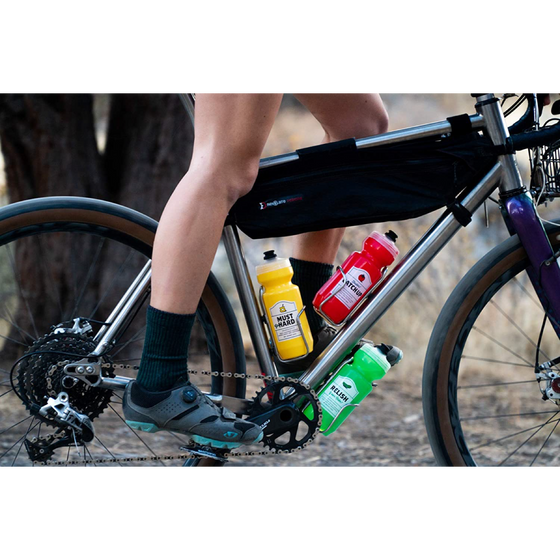 SPURCYCLE - Relish Your Ride Water Bottle