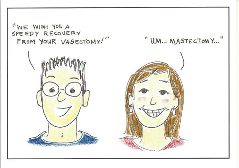 Vasectomy-Mastectomy