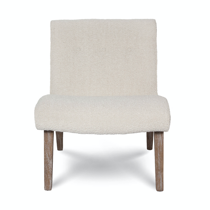 Fifi Chair- Cream Boucle