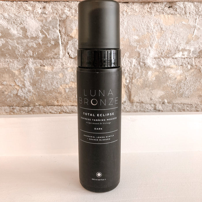 Total Eclipse Express Self Tanning Mousse