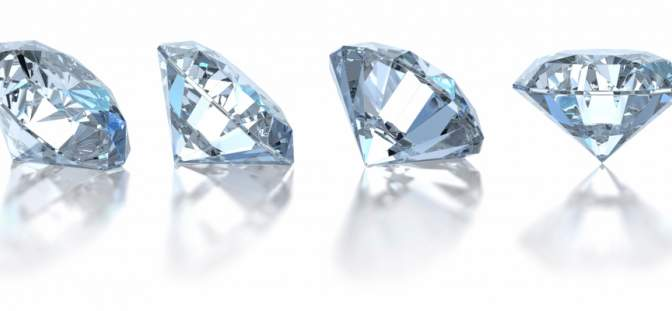 Created diamonds vs Cubic Zirconia - what's the difference?