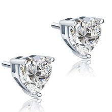 Load image into Gallery viewer, Bethany 2 Carat earrings