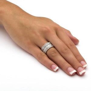 Elizabeth Eternity Ring