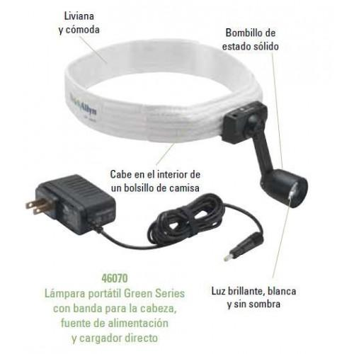 Lampara Frontal Estado Solido 1 Watt 20 Lumen 120 Gr - Vitalefy
