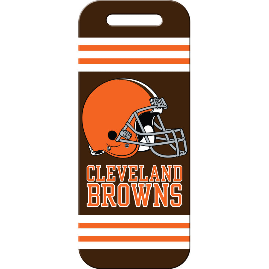 Cleveland Browns Luggage ID Tags