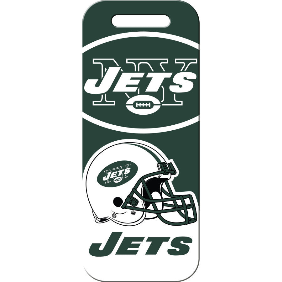 New York Jets Luggage ID Tags