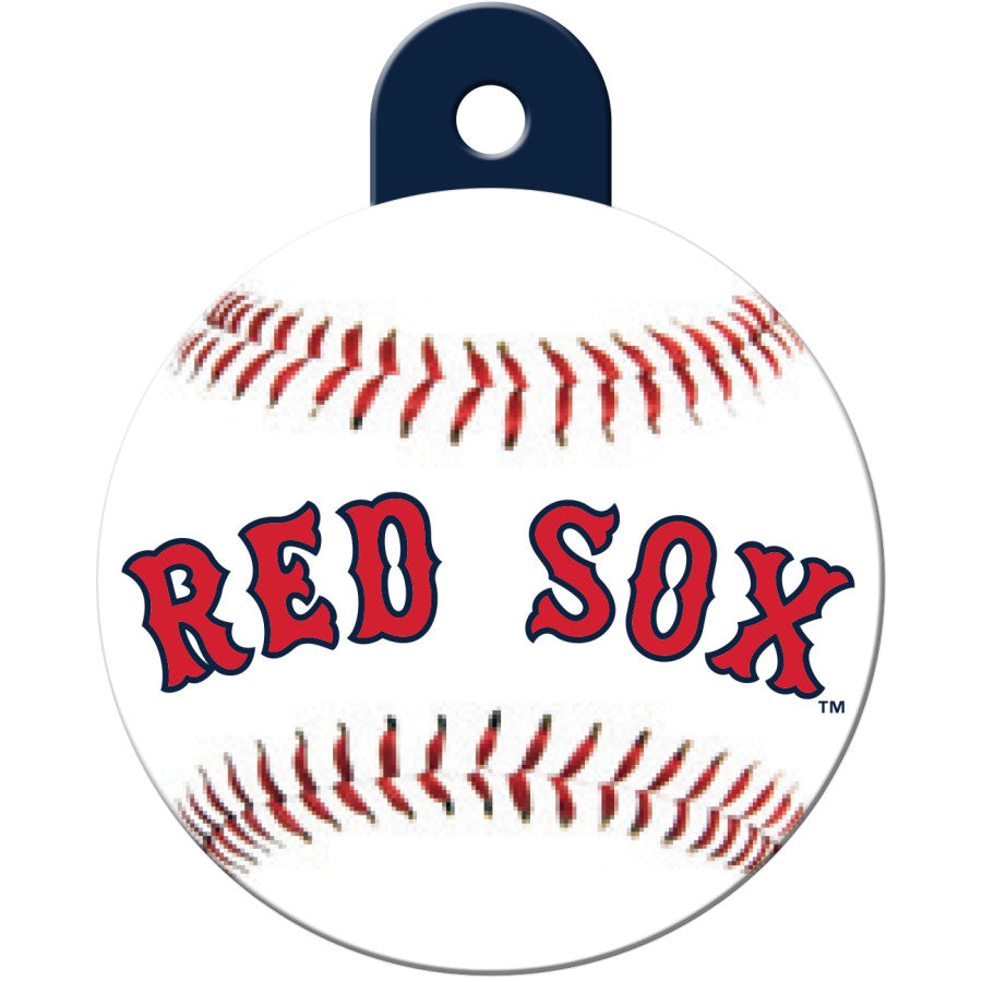 Boston Red Sox Pet ID Tags