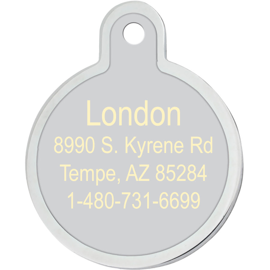 Pet Talk Pet ID Tags