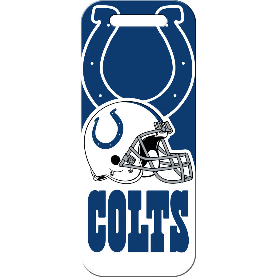 Indianapolis Colts Luggage ID Tags