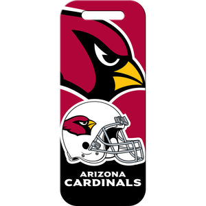 Arizona Cardinals Luggage ID Tags