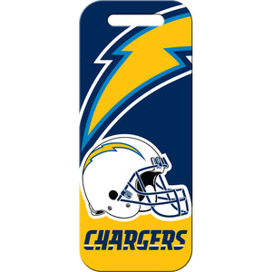 San Diego Chargers Luggage ID Tags