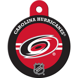 Carolina Hurricanes Pet ID Tags