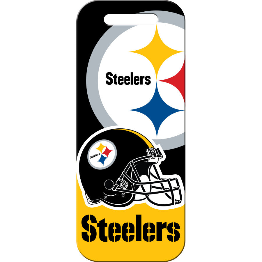 Pittsburgh Steelers Luggage ID Tags