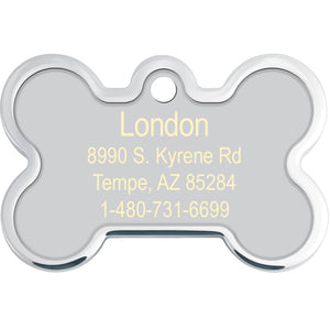 Got Treats? Pet ID Tag