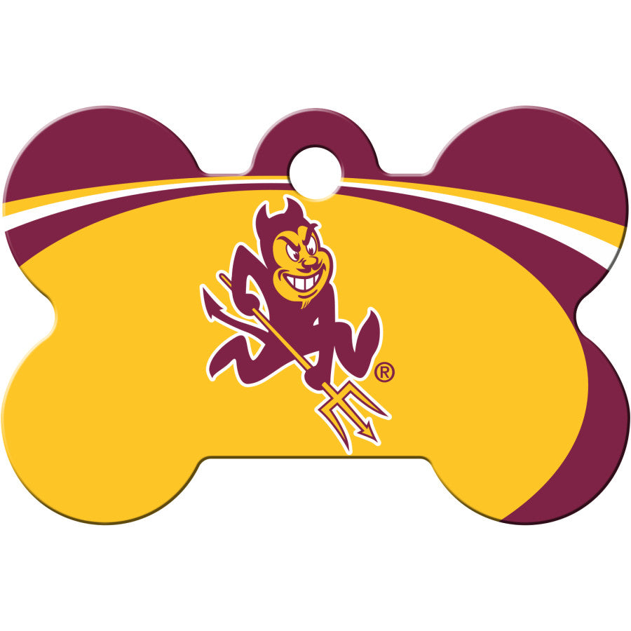 Arizona State Sun Devils Pet ID Tags