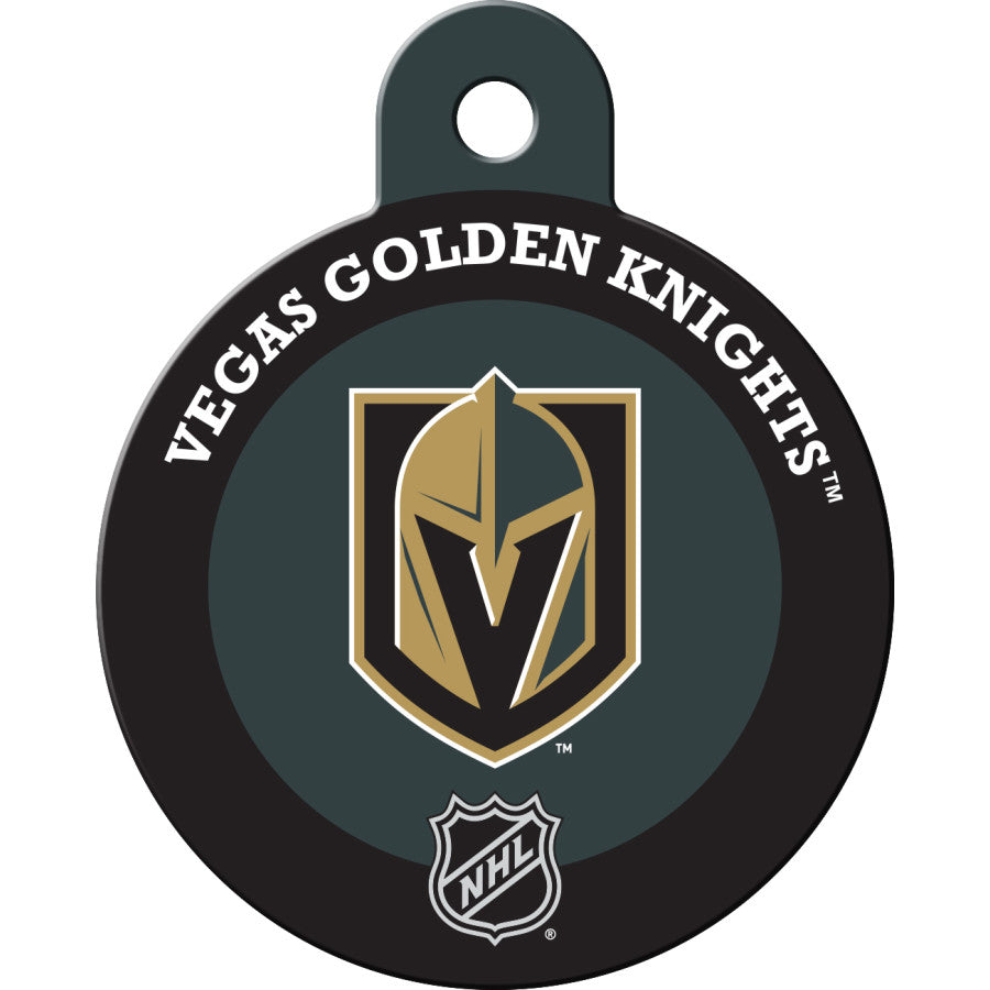 Las Vegas Golden Knights Pet ID Tags
