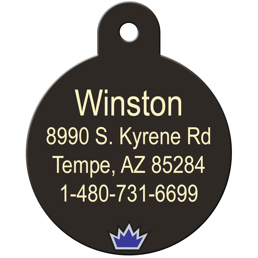 Sacramento Kings Pet ID Tags