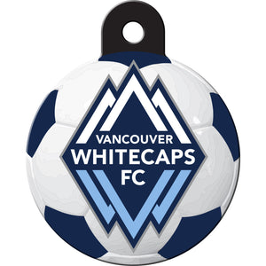 Vancouver FC Pet ID Tags