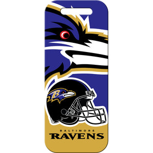 Baltimore Ravens Luggage ID Tags