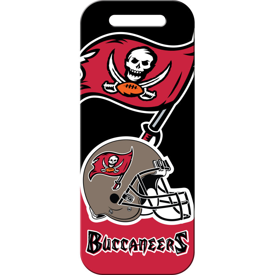 Tampa Bay Buccaneers Luggage ID Tags