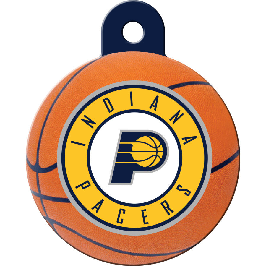 Indiana Pacers Pet ID Tags