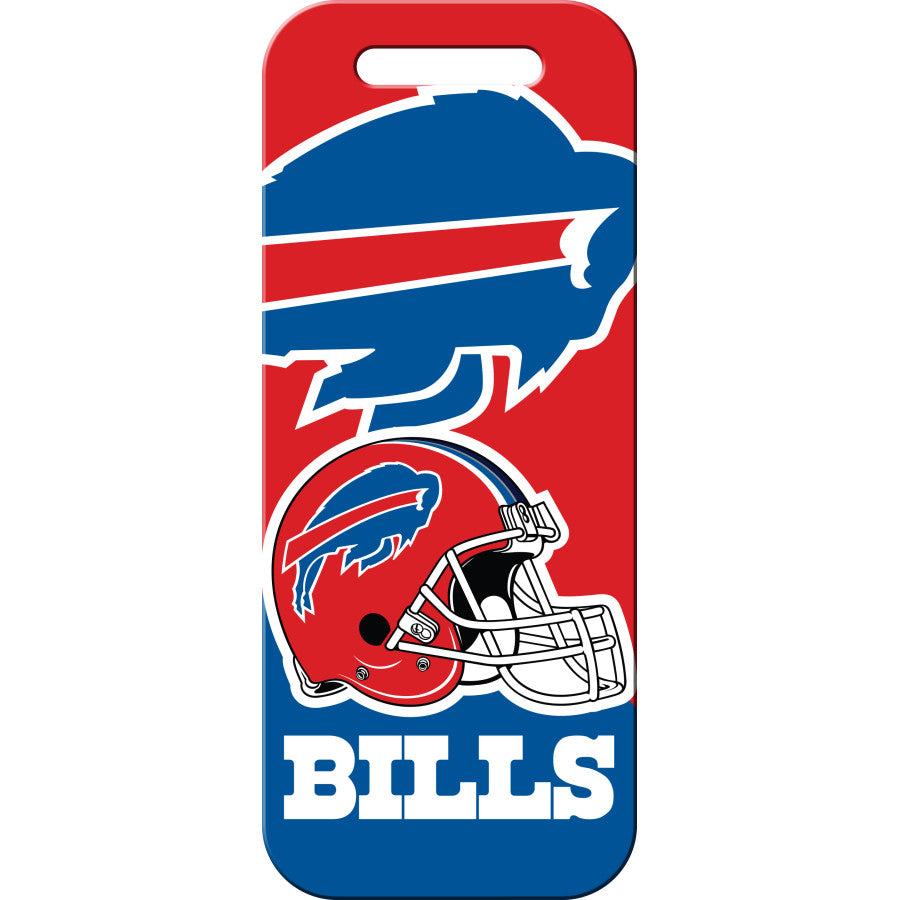 Buffalo Bills Luggage ID Tags