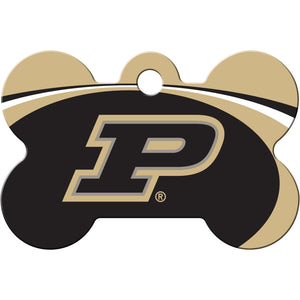 Purdue Boilermakers Pet ID Tags