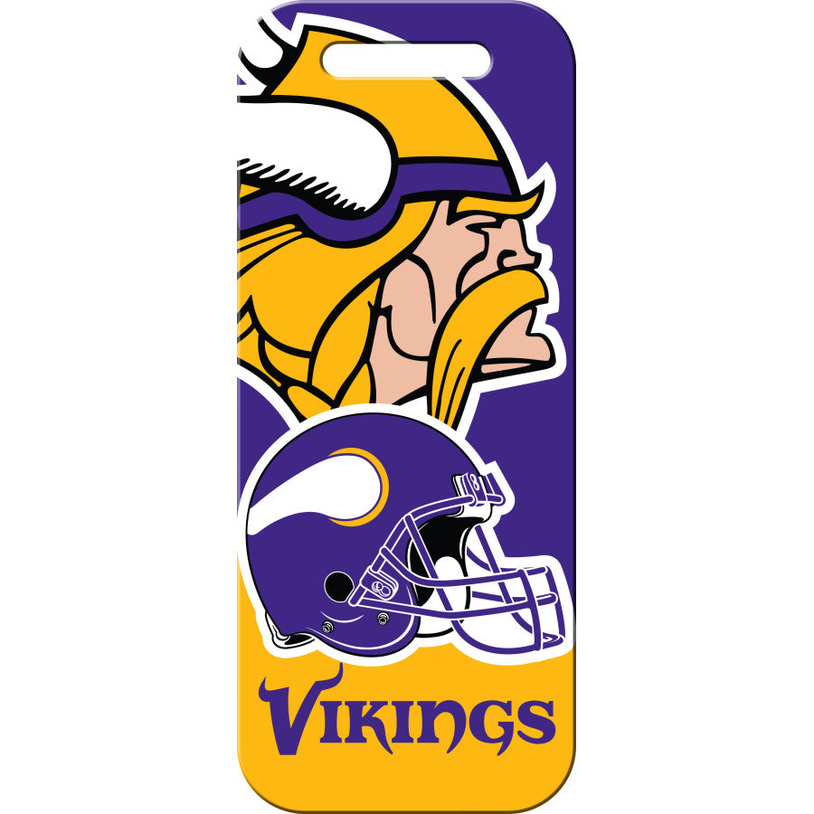 Minnesota Vikings Luggage ID Tags