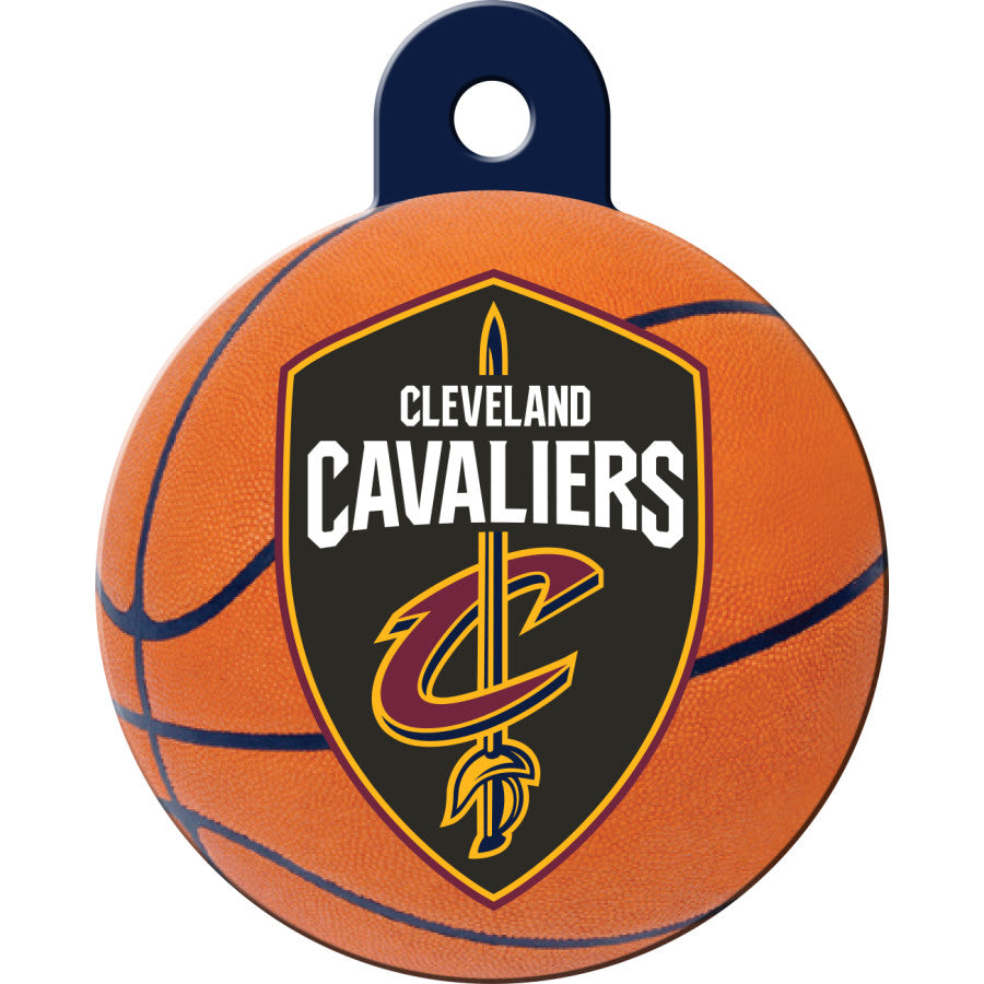 Cleveland Cavaliers Pet ID Tags