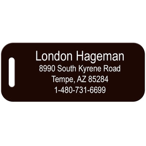 Green Bay Packers Luggage ID Tags