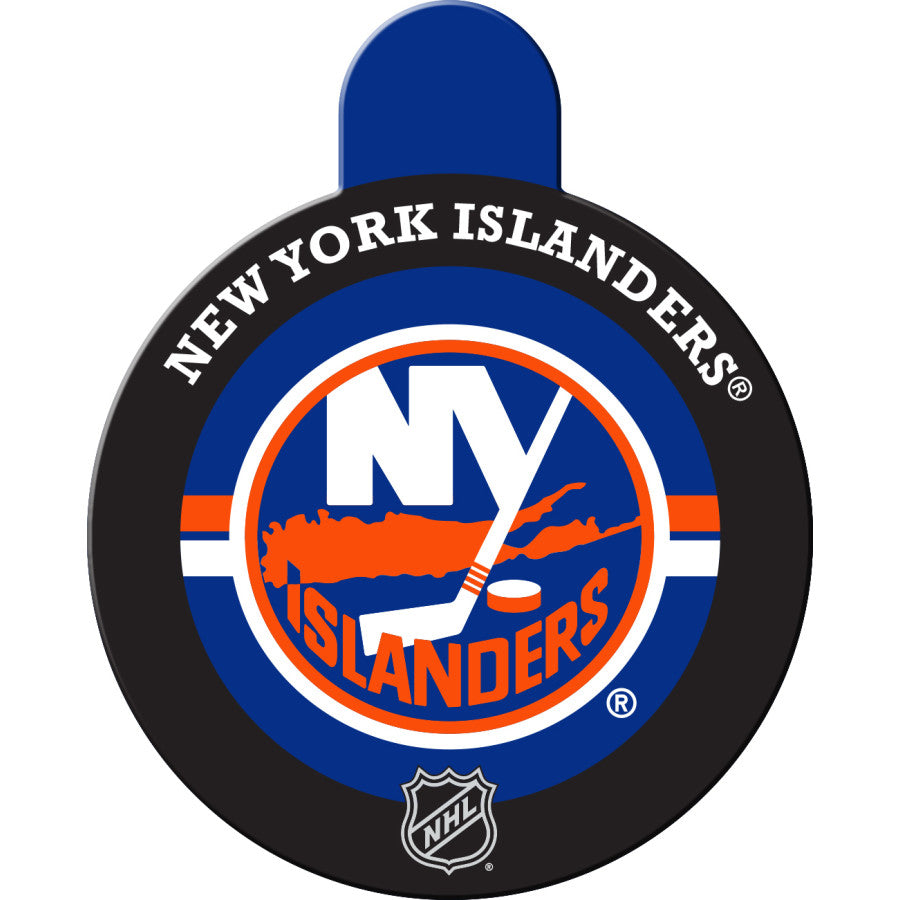New York Islanders Pet ID Tags