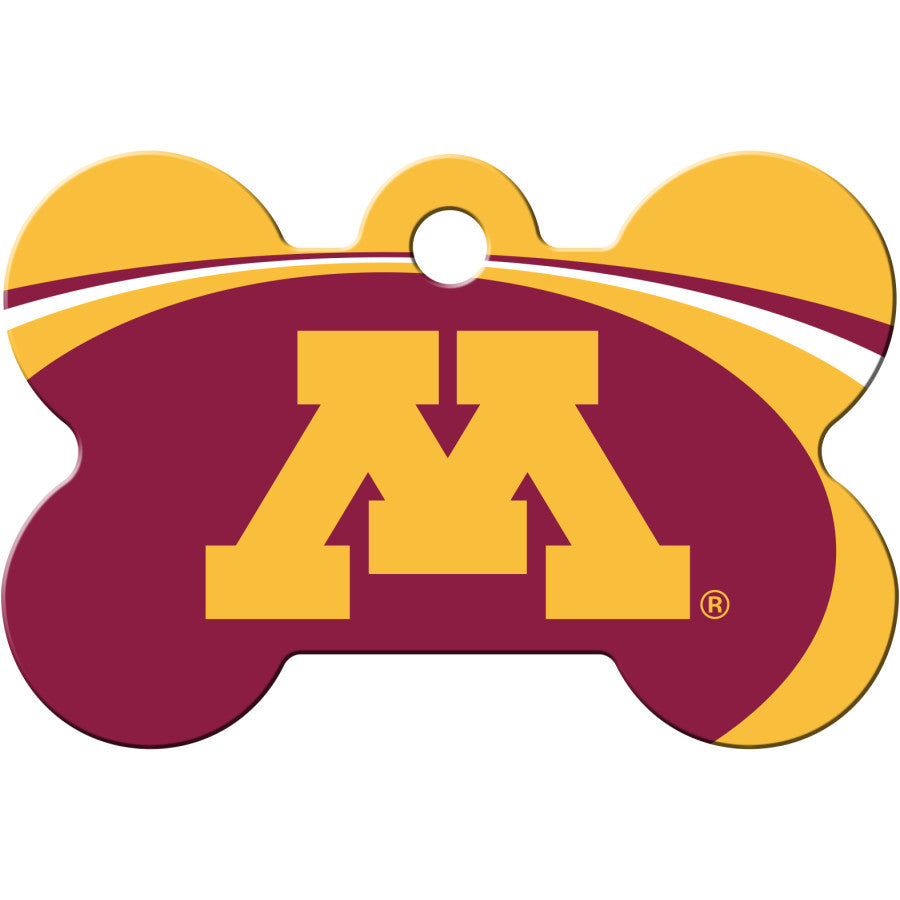Minnesota Golden Gophers Pet ID Tags