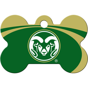 Colorado State Rams Pet ID Tags