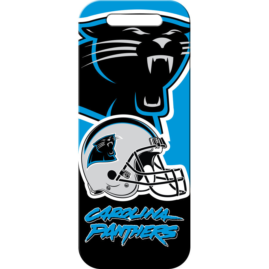 Carolina Panthers Luggage ID Tags