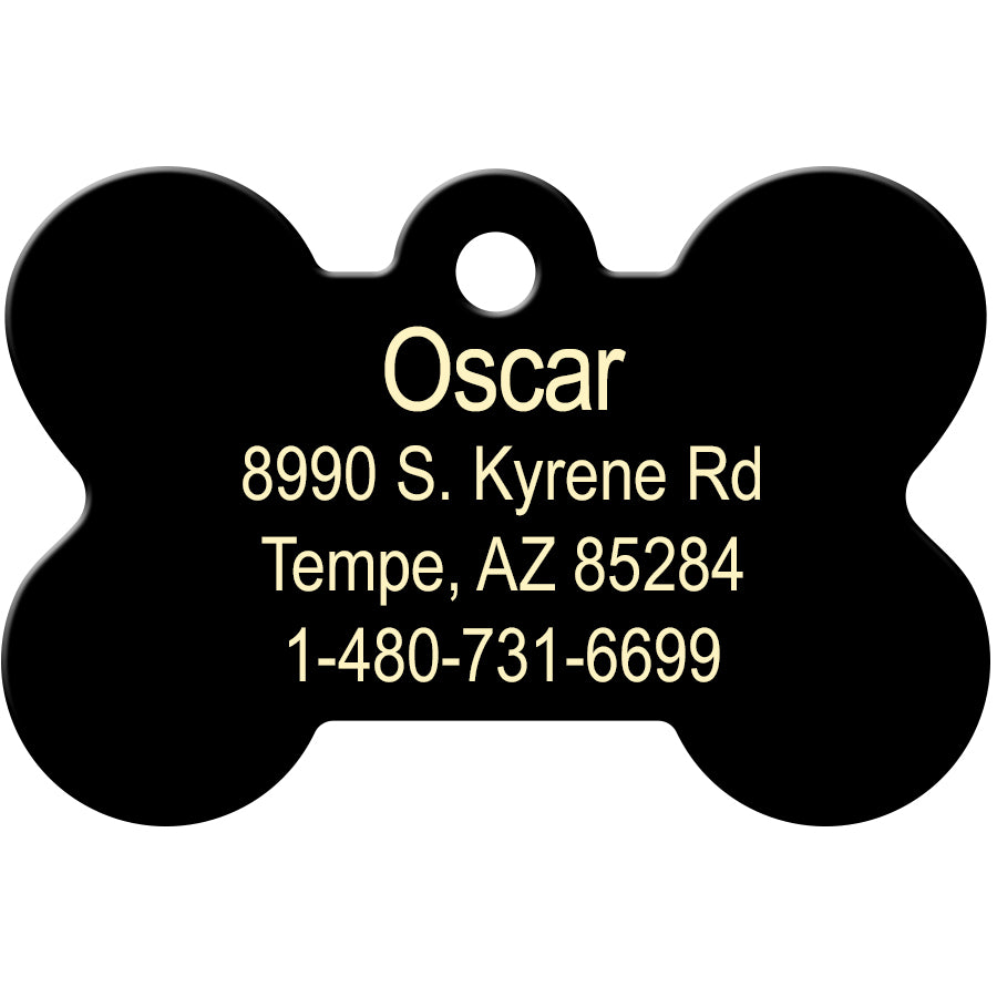 Missouri Tigers Pet ID Tags