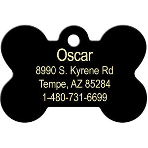 Oregon State Beavers Pet ID Tags