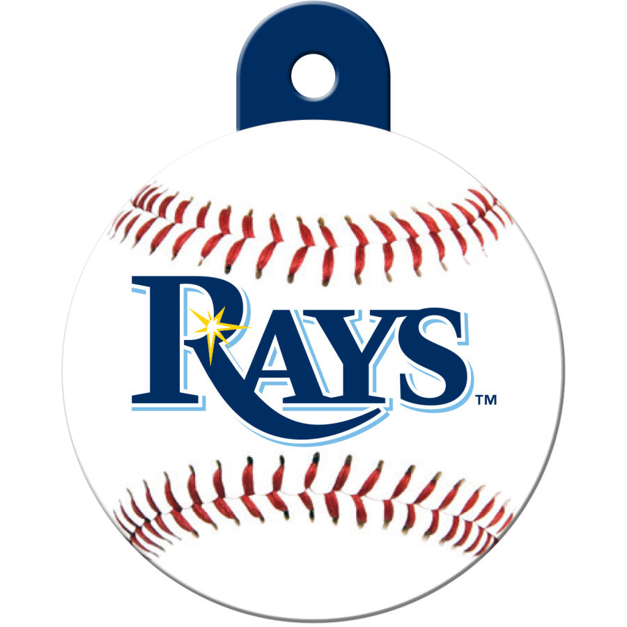 Tampa Bay Rays Pet ID Tags