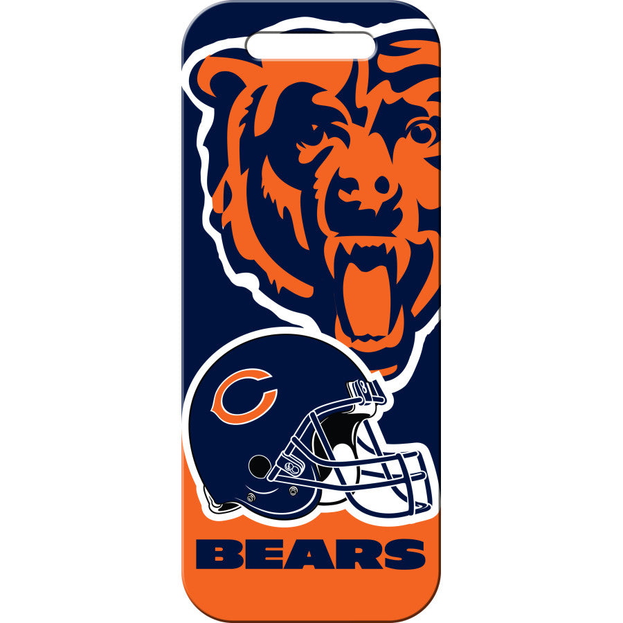 Chicago Bears Luggage ID Tags